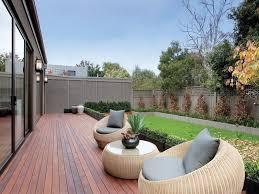 courtyard furniture ideas. Fascinating Modern Garden Furniture Ideas Present Cozy Design : Wood Deck Courtyard I