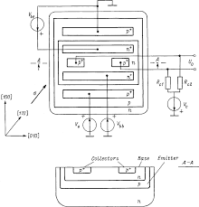 topology wiring diagram and crystallographic orientation of the topology wiring diagram and crystallographic orientation of the strain sensitive transistor