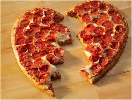 Papa Murphy S Pizza Size Chart Papa Murphys Heart Pizza How To Cook Homemade Fried Chicken