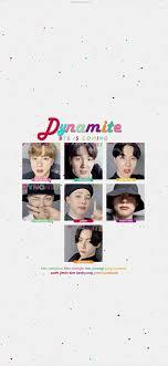 BTS Dynamite HD Wallpapers - Wallpaper Cave