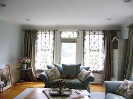 Window Treatment For Small Living Room Window Treatments Interiors By Monique Inc