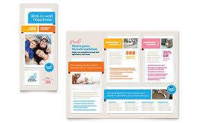 Free Tri Fold Brochure Templates Word Impressive Organization Brochure Templates Portalbertbedandbreakfast