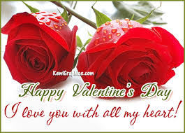 happy valentine s day i love you. Simple Happy Happy Valentines Day I Love You With All My Heart Facebook Cover Intended Valentine S Y