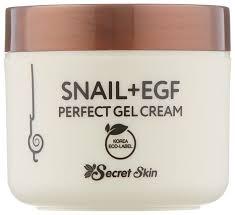 Secret Skin Snail + Egf Perfect Gel Cream Крем-<b>гель для лица с</b> ...