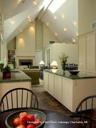 wall panels extend through the area to compliment the cabinetry