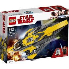 <b>LEGO Star Wars</b> Anakin's Jedi Starfighter - <b>75214</b> | BIG W