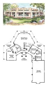 chic design crazy adobe house plans free printable extraordinary idea ideas about ranch style home acadian unusual bungalow designs floor diffe southern