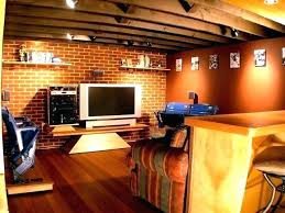 Man Cave Ideas For Basement Image Of Man Cave Ideas For Basement