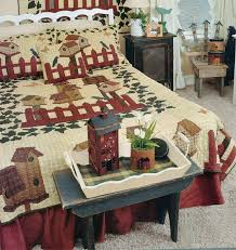 Bird House Quilts - Country Quilts by Choice Quilts & Bird House King Adamdwight.com