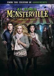 Monsterville - O Armário das Almas