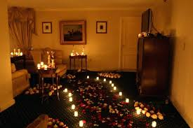 room decoration with candles wedding night hotel room decorations birthday room  decoration with candles . room decoration with candles ...