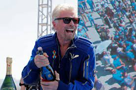 Billionaire Richard Branson Reaches Space, Safely Returns to Earth