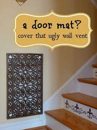 17 best fuse box ideas images on pinterest How To Box In A Fuse Box use door mats and spray paint to make a decorative vent or electrical box cover