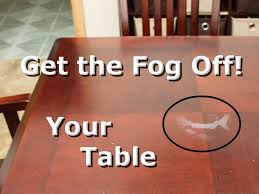 How to Remove a White Heat Stain from Wood Furniture