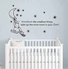 Wandtattoo Winnie Pooh Zitat Sprüche Wandaufkleber Für Baby Spruch