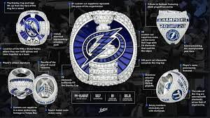 Lightning unveil Stanley Cup rings ...