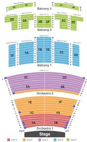 New Jersey Performing Arts Center Seating Chart 58 Organized Heymann Performing Arts Center Seating Chart