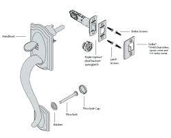 door lock parts diagram. Car Door Locks Parts Diagram Of Handle Photos Design Lock Handles Ideas Mechanism . L