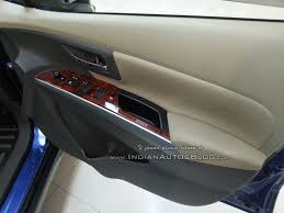 maruti suzuki s cross beige interior wood trim door pad finish