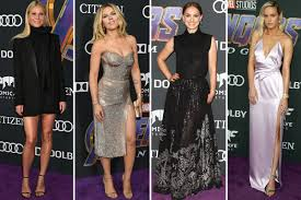 Scarlett Johansson Natalie Portman And Gwyneth Paltrow Wow On The