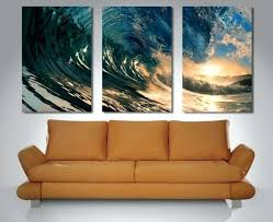3 panel wall art panel canvas wall art beautiful crystal wave triptych 3 panel wall art on 3 panel wall art canvas with 3 panel wall art payges