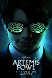 <b>Artemis</b> Fowl (<b>film</b>) - Wikipedia