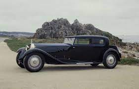 Ettore bugatti planned to produce 25 of these cars, and sell them to royalty. The Hunt For The Most Expensive Car Of All Time Driving