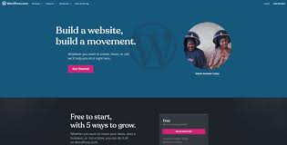 I Want To Build A Website For Free 26 Free Site Builders To Create Amazing Websites Whsr