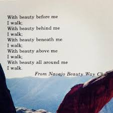 Navajo Quotes Beauty Best of Julie Benz On Twitter The Navajo Beauty Way Chant