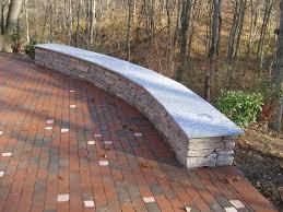 Small Picture Granite Seat Wall Fischer Landscape Restoration Design