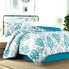 brown and turquoise bedding sets duvet cover king medium size of quilt set reve