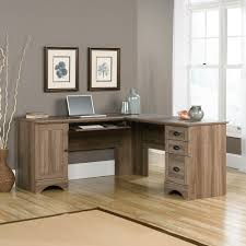 dalton corner computer desk sand oak. Furniture:Unique Corner Computer Desk Furniture For Stunning Home Office Also Amusing Picture Harbor View Dalton Sand Oak