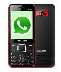 Celkon C9 Jumbo (Black + Red ...