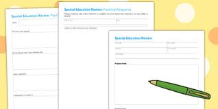 Editable Senco Review Forms Senco Review Forms Editable