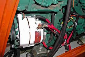 avoiding boat electrical mistakes boatus magazine alternator and starter motor terminals unbooted