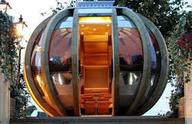 garden office pods. rotating office pod garden pods