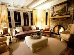 Country Living Rooms Pictures