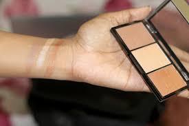 makeup revolution ultra sculpt contour kit review photos