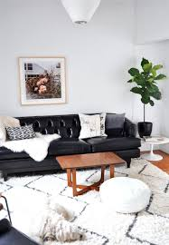 25 stylish leather sofas with pros and