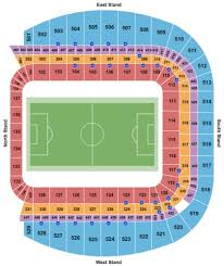 Aviva Stadium Tickets And Aviva Stadium Seating Charts
