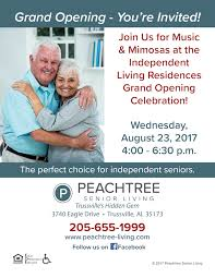 Grand Opening Flyer Amazing Peachtree Grand Opening Invitation Flyer 484820148 Peachtree Living