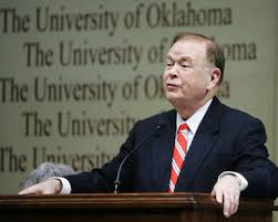 Image result for thomas boone pickens and david boren