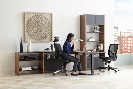 semblance office modular system desk. 1 Semblance Office Modular System Desk