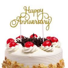 Harga Terkini 1pc Happy Birthday Party Cake Topper Glitter Bride To
