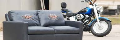 Harley Davidson — Enthusiast Furniture by Classic Leather Harley