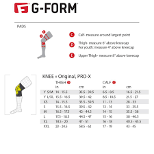 G Form Pro X Knee Pads Stoked Ride Shop