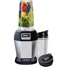ninja professional blender 900 watts.  Ninja NUTRI NINJA PROFESSIONAL BL450 Blender 900 Watts Includes 18 Oz  24  And 12 In Ninja Professional Watts Amazoncom