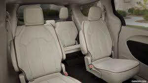 2017 chrysler pacifica interior rear seats wallpaper