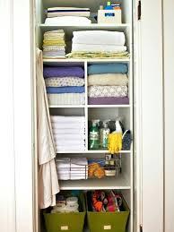 bathroom closet organization. Bathroom Closet Ideas Small Linen Organization Shelving Roll Out Shelf E
