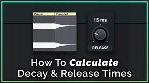 Tempo Mixing Chart Calculate Reverb Decay Time To The Tempo Of Your Track